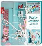 Farbwelten mit Stoff: Wohnräume farbig anziehen