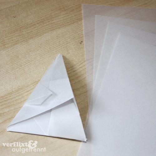 Papier für Bascetta Stern
