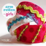 Mädchen Armreifen DIY