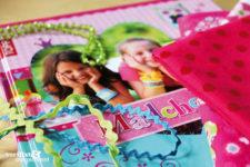 Mädchenglück Bastelbuch