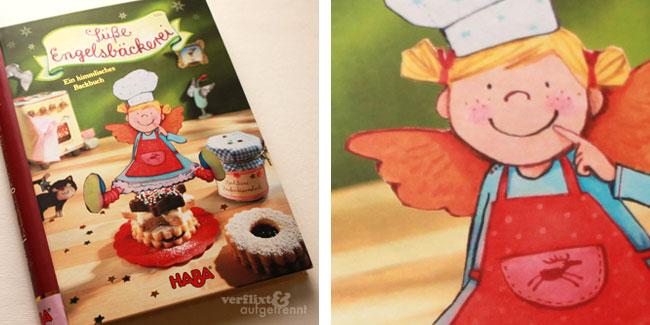 Weihnachtsbackbuch für Kinder