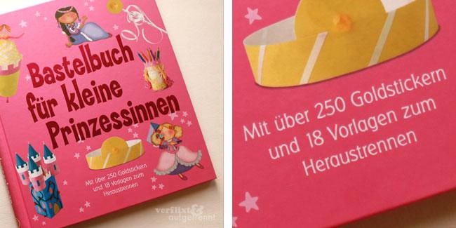 Bastelbuch für Prinzessinnen