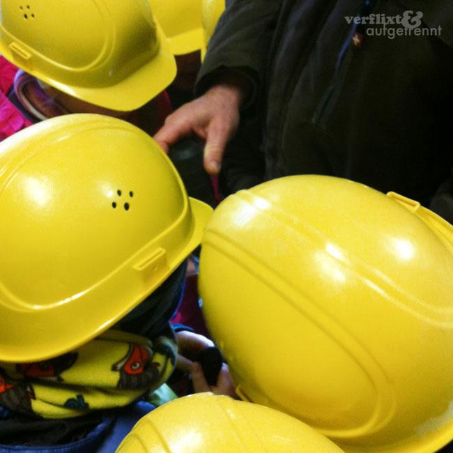 Bergwerk Kindergeburtstag