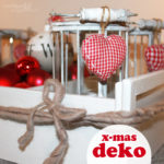 Adventsdeko DIY