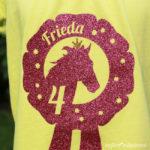 Pferde-Shirt Geburtstag